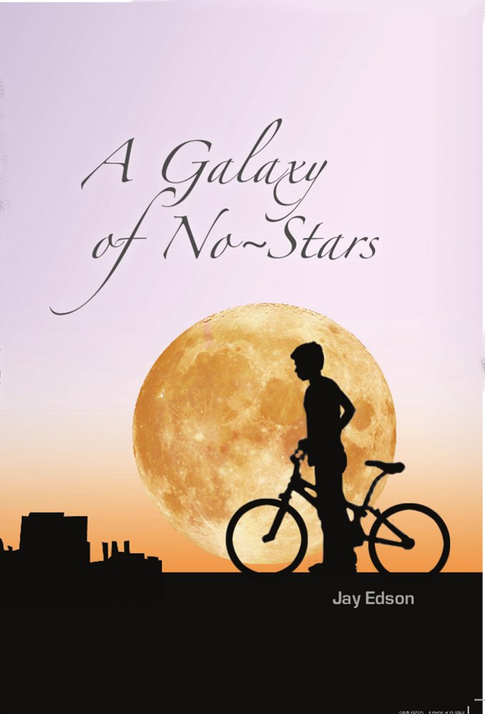 book cover for a galaxy of no-stars